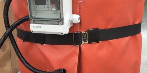 Elektrik Isıtıcılı İzolasyon Ceketleri